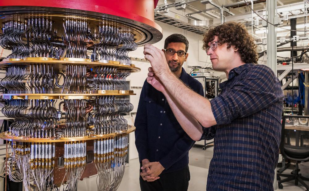 Перевод Стучимся в дверь к Тьюрингу квантовые компьютеры и машинное обучение