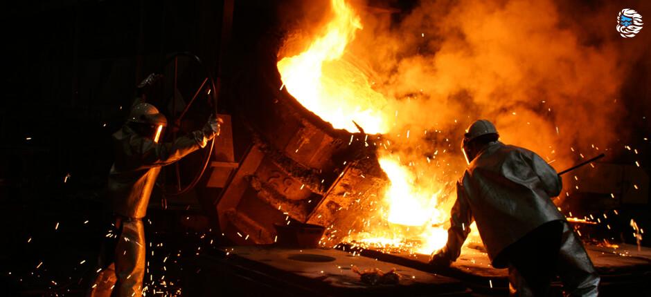 Европейская металлургия от костра до мартена