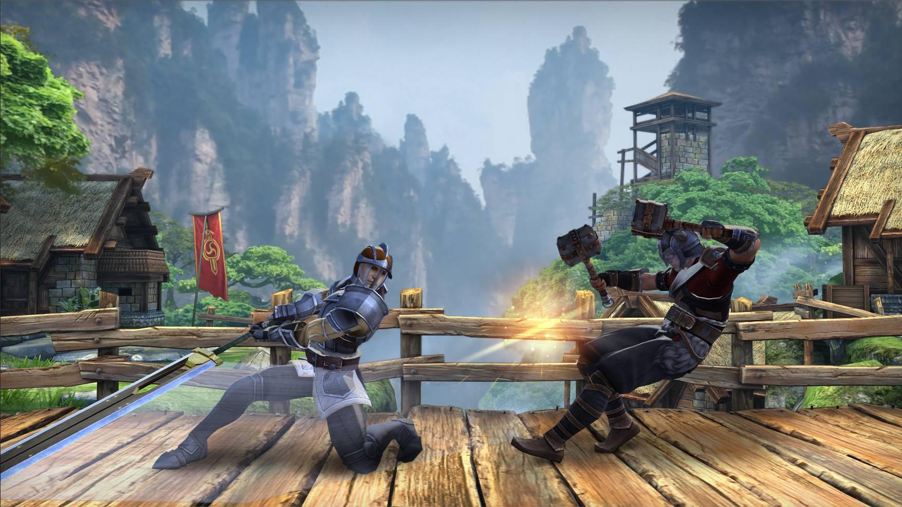 Как рендерится кадр в Shadow Fight 3