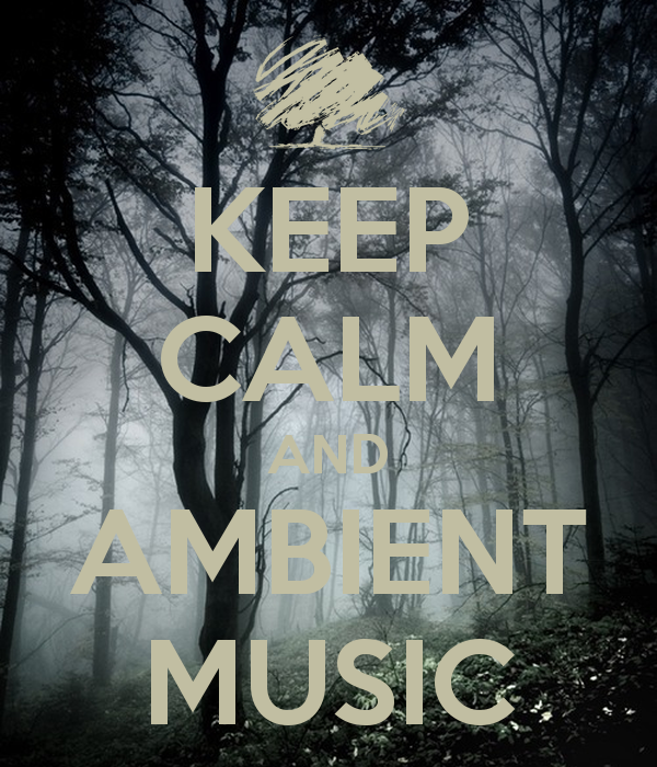 Ambient music and its effects on writing code / Цифровые Экосистемы