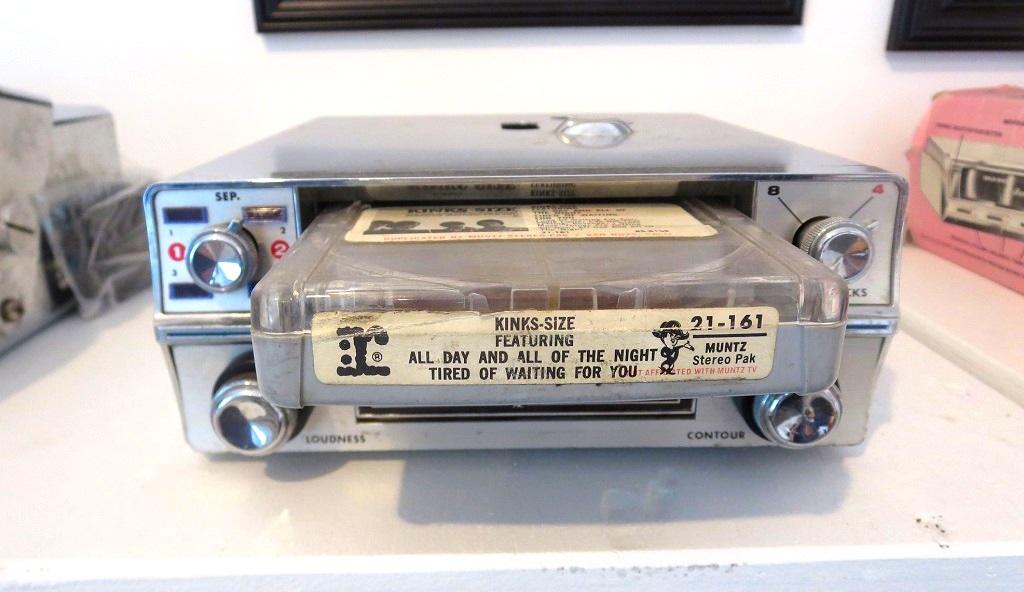 Эра компактного аудио: как кассеты пришли в автомобили