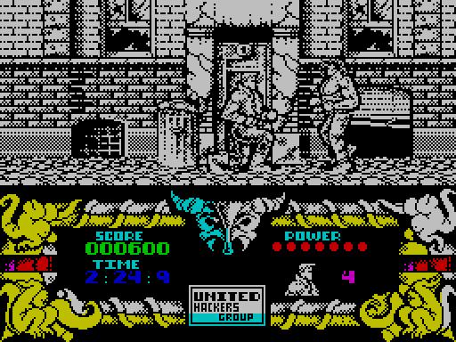 ATW2 в стандартном ZX режиме