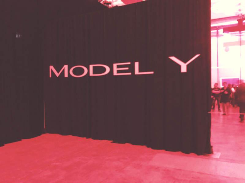 Презентация Tesla Model Y