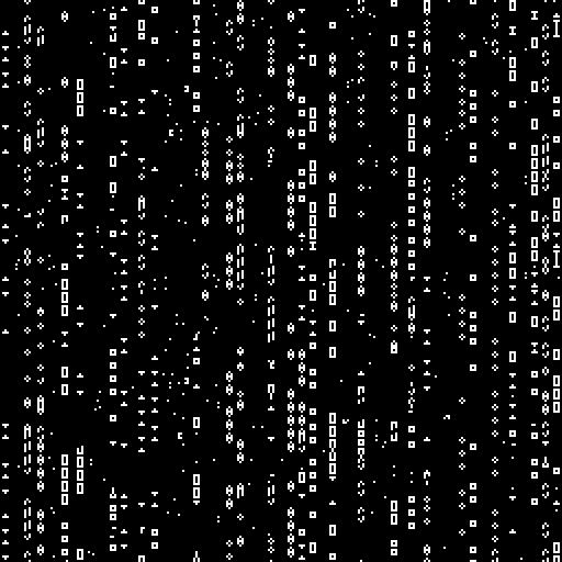 Эволюционирующие клеточные автоматы
