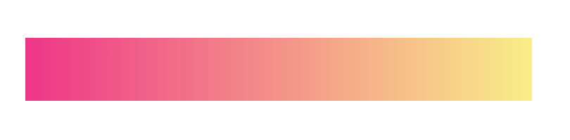 Градиент, созданный по двум значениям цвета