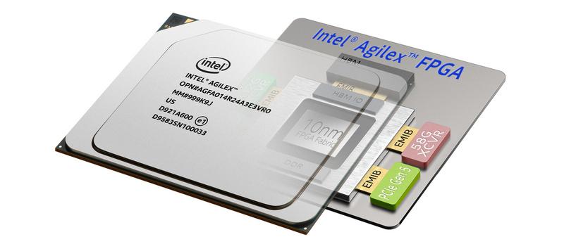 Линейка Agilex — 10-нм FPGA Intel