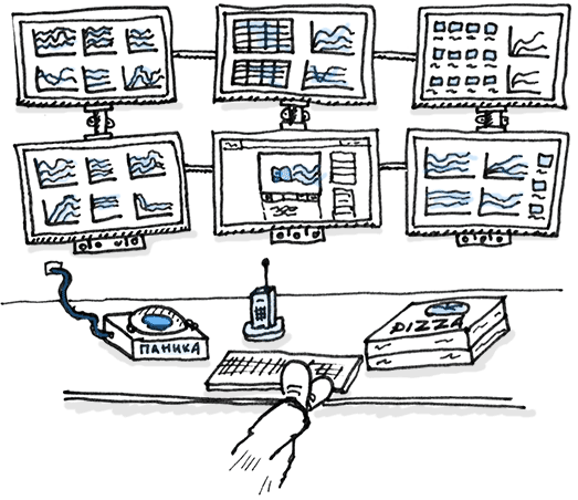 Traffic monitoring systems in VoIP networks. Part One - Overview