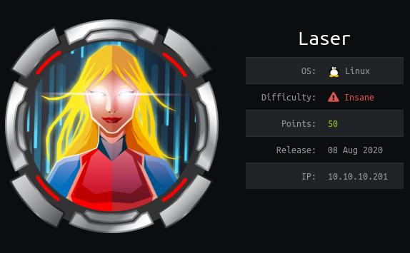 HackTheBox. Прохождение Laser. Jetdirect, RPC и кража SSH