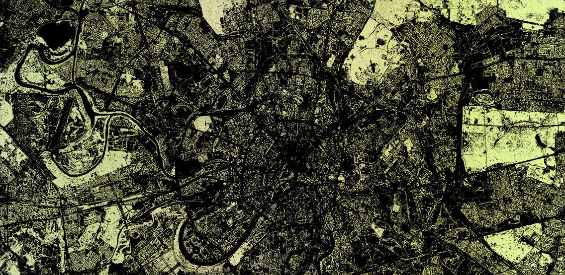 Сегментация спутниковых снимков на примере распознавания деревьев