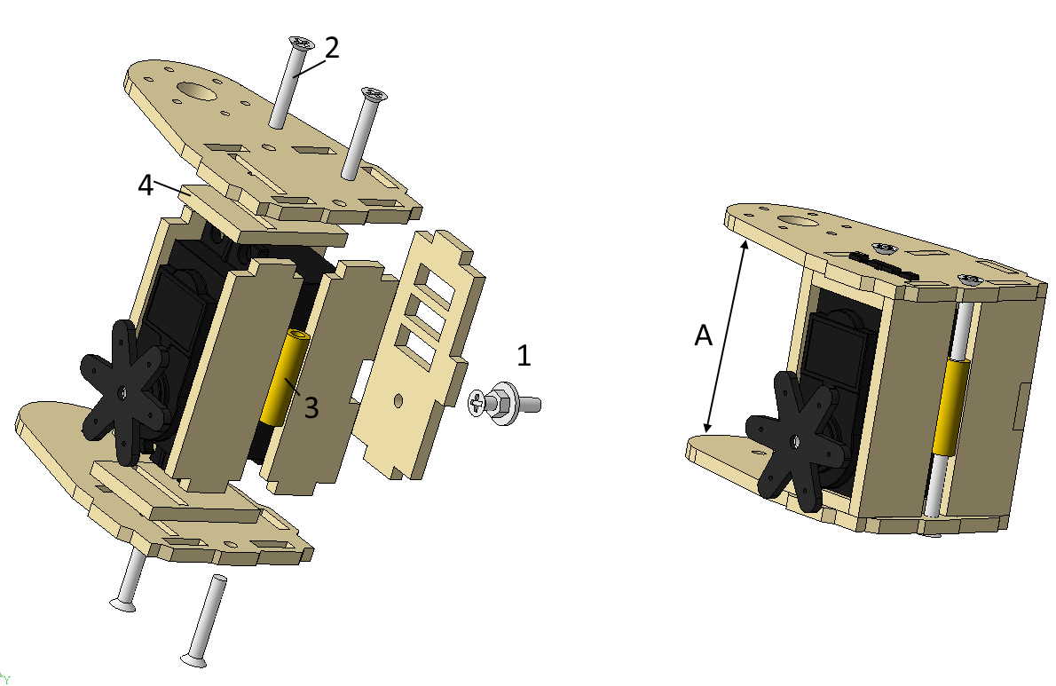 Developing a hexapod with your own hands from scratch (part 1)