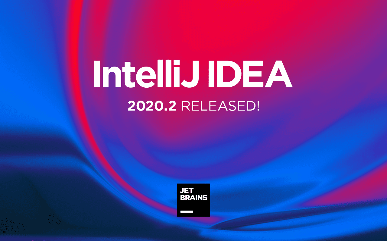 IntelliJ IDEA 2020.2