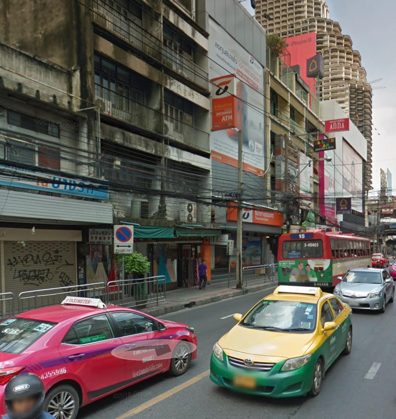 Bangkok streetview