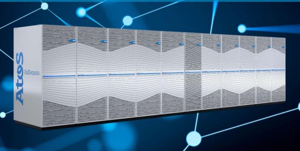 [Перевод] Французский метеорологический центр будет использовать новые суперкомпьютеры от компании Atos