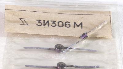 [Перевод] Изучаем туннельный диод на примере 3И306М