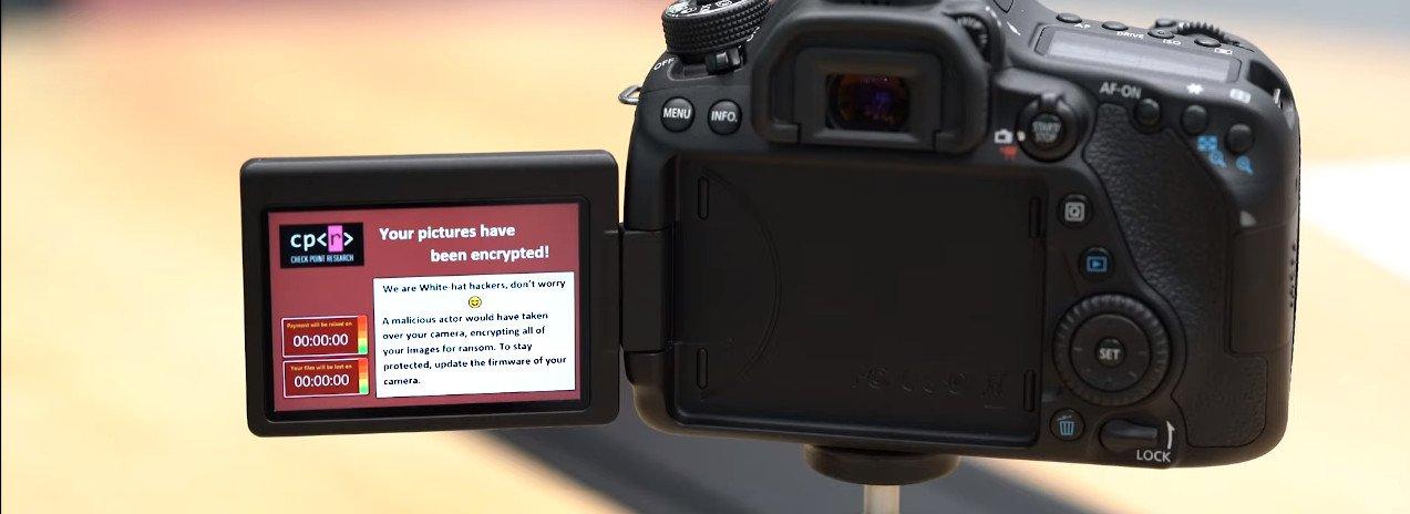 Фотографии в заложниках. Первый взлом цифровых камер по WiFi (протокол PTP/IP)