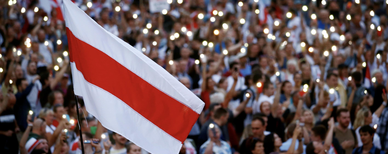 Август-2020 в Беларуси с точки зрения данных