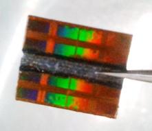 Изучаем сборку микросхемы оперативной памяти на примере Hynix GDDR3 SDRAM