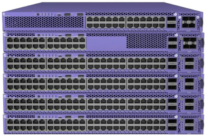 Коммутаторы ExtremeSwitching X465. Универсальный гигабит и мультигигабит