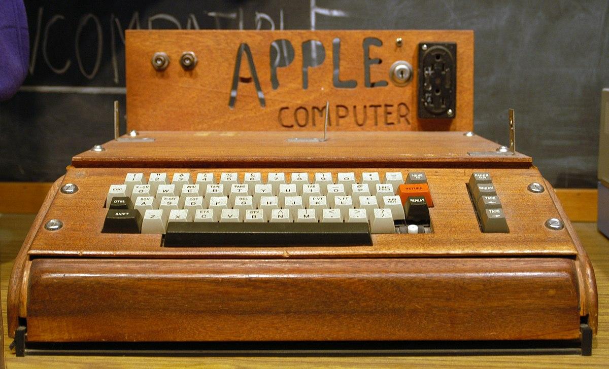 Как собрать Apple 1 и написать для него игру