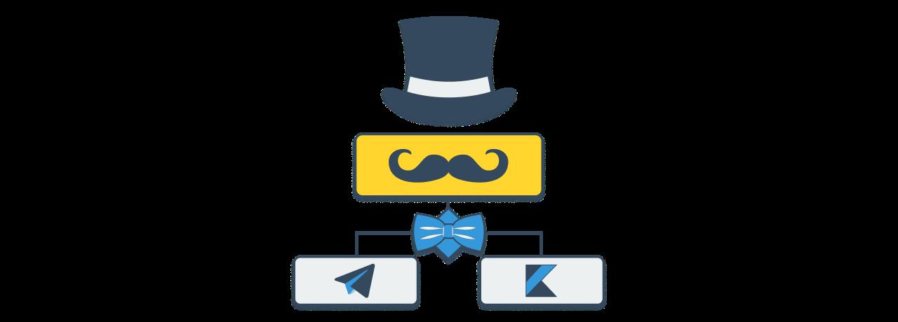 Telegraff: Kotlin DSL для Telegram