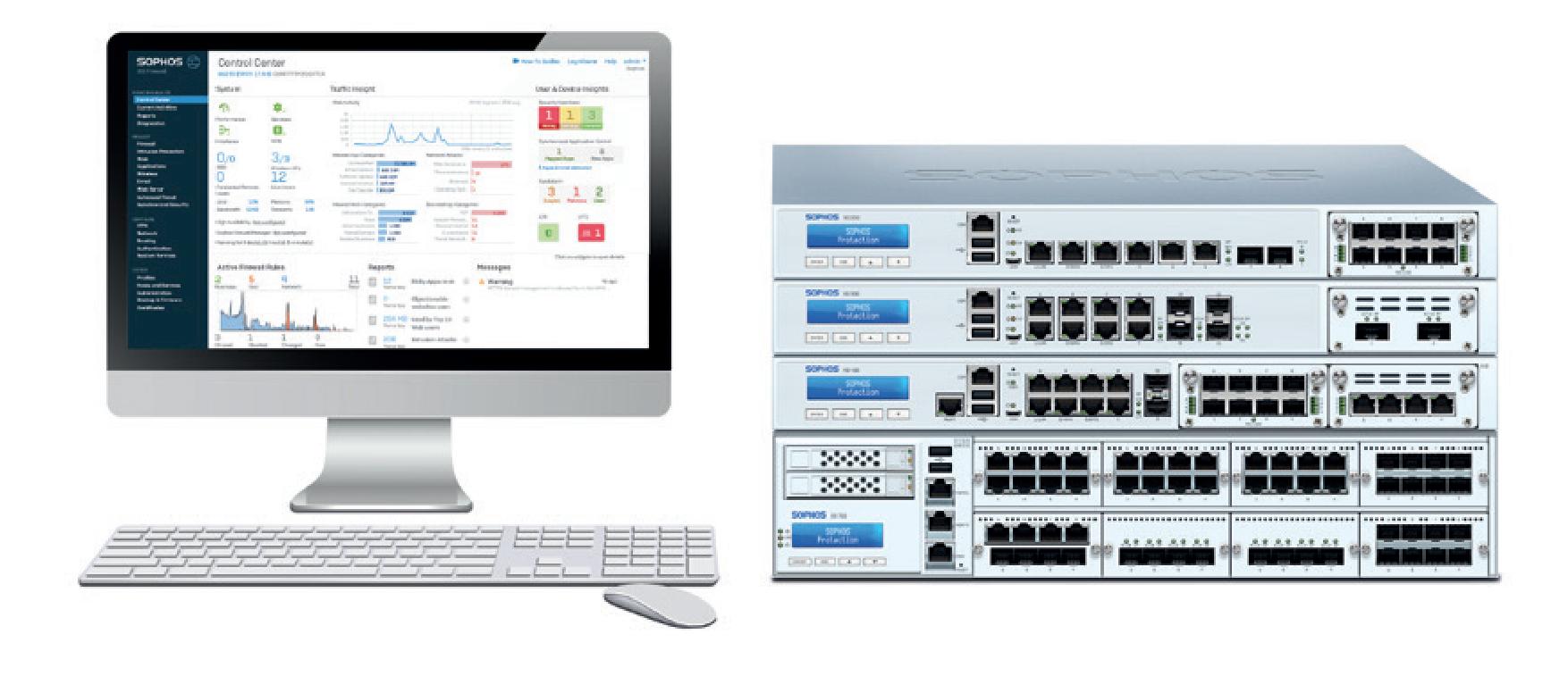 Sophos XG Firewall: От классического МЭ до NGFW с автоматической реакцией на ИБ инциденты