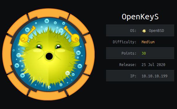 HackTheBox. Прохождение OpenKeys. Ломаем виртуалку OpenBSD