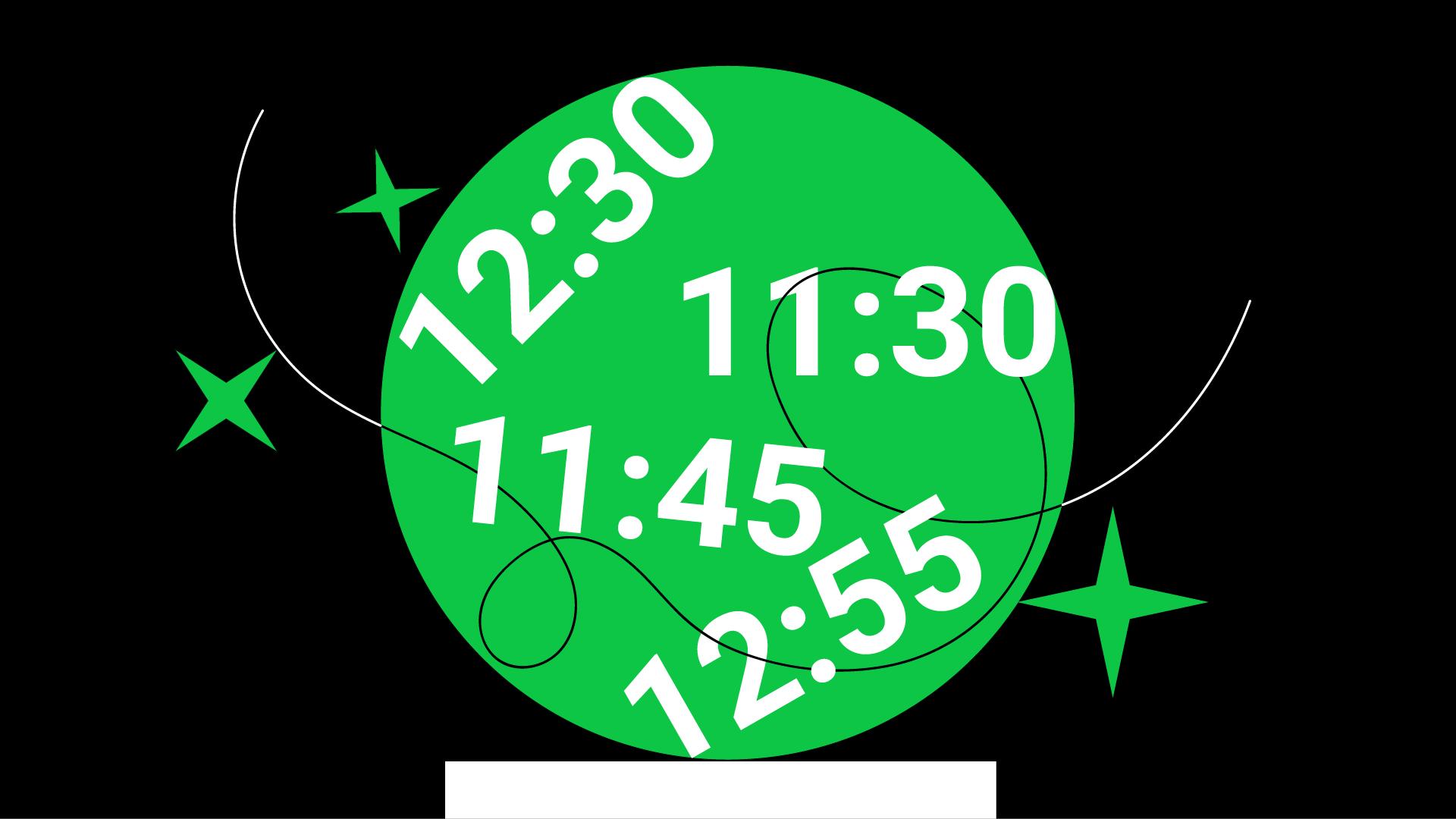 Эволюция прогноза времени в Delivery Club