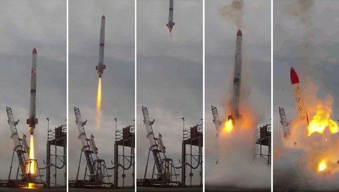 Японская частная ракета MOMO-2 взорвалась на стартовой площадке