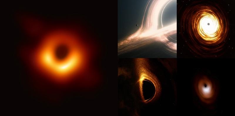 Как увидеть черную дыру?