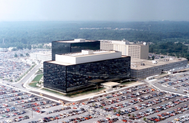 «Несуществующая» криптомашина «несуществующего» агенства: NSA (No Such Agen ...
