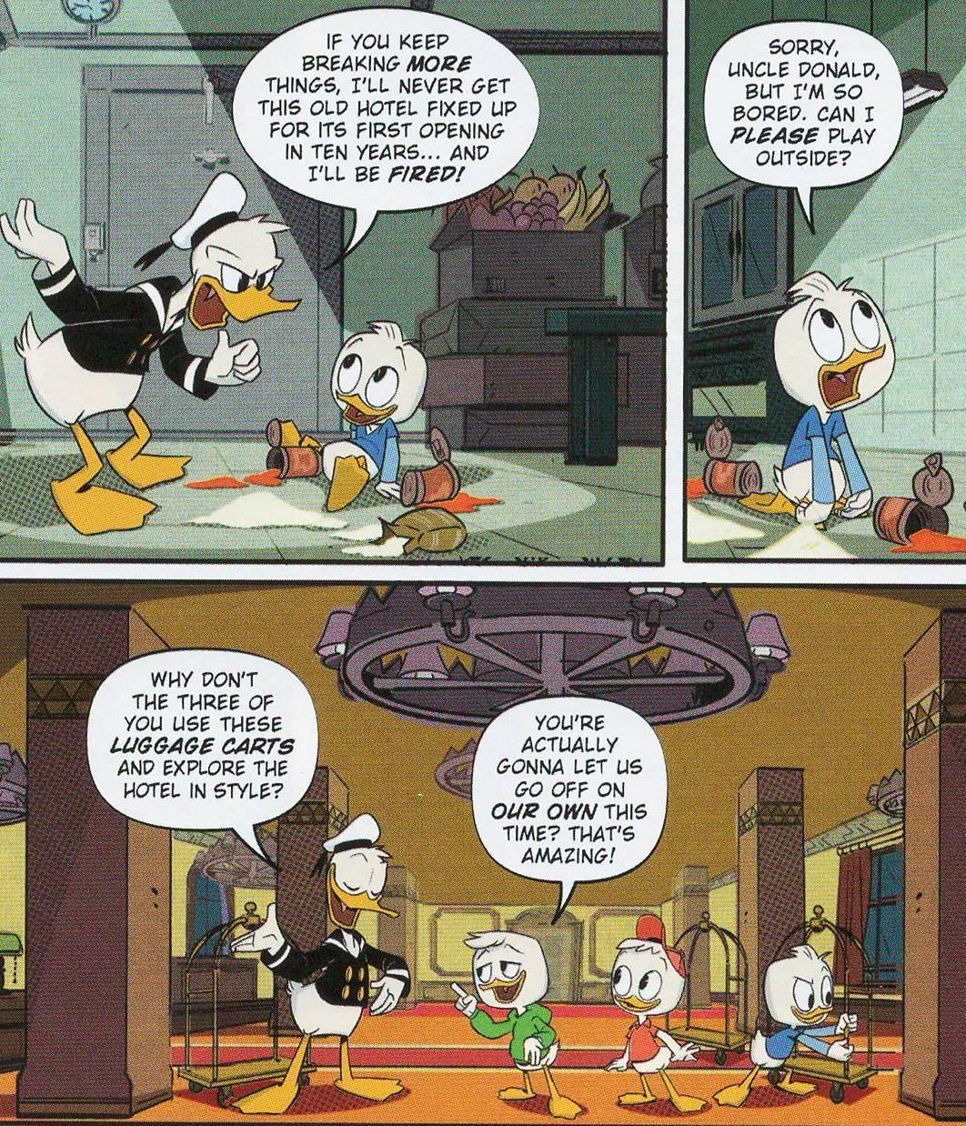 Learn English? Comics to help