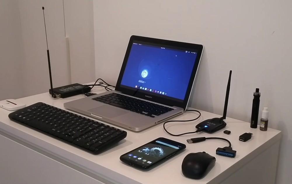 Девайсы для пентеста. Обзор хакерских девайсов. Часть 3 Wi-Fi  Network
