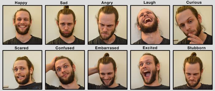 Распознавание эмоций с помощью сверточной нейронной сети