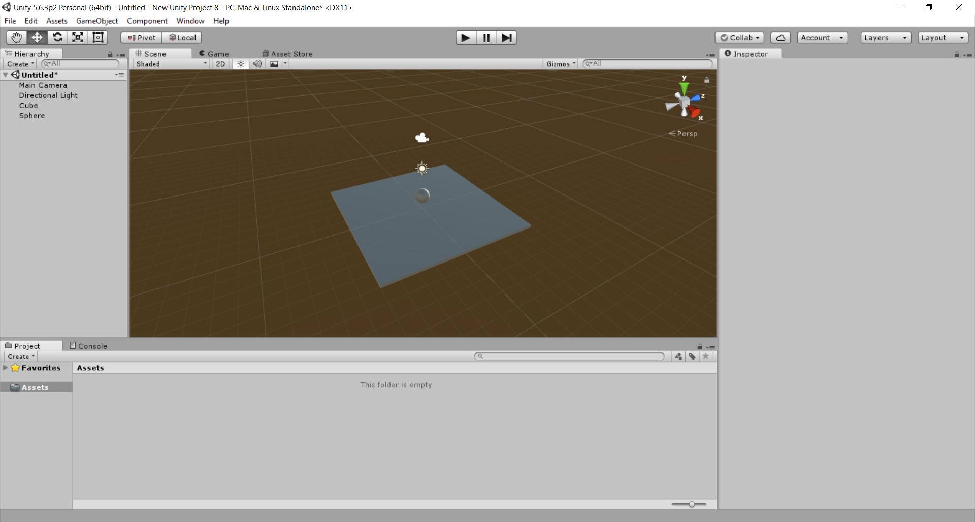 Перемещение объекта по нажатии кнопки в Unity3d на C# / Хабр