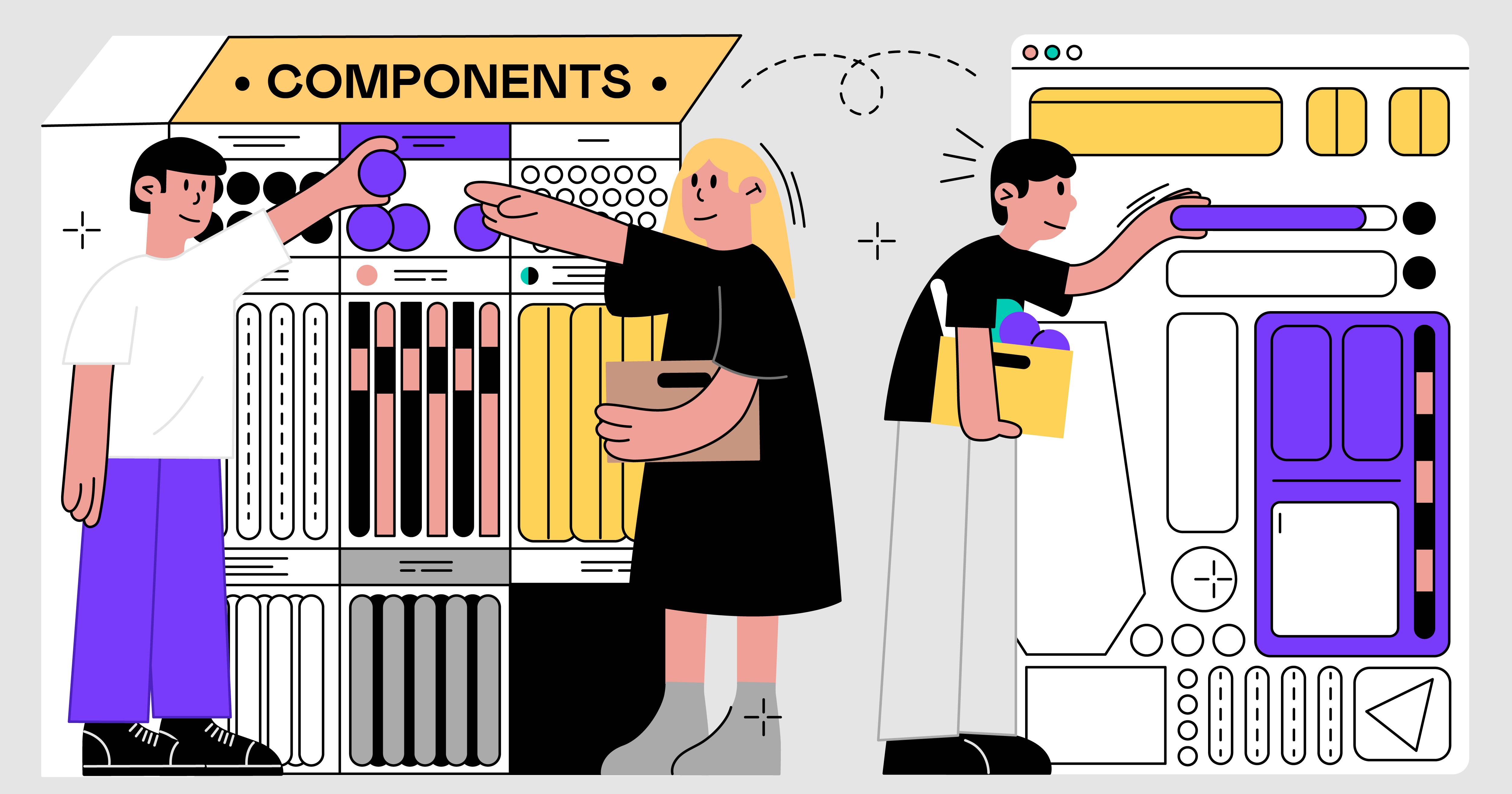 От копипасты к компонентам: переиспользуем код в разных приложениях