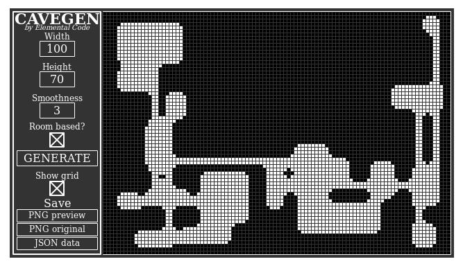 Cavegen Interface