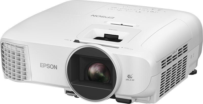 Проектор Epson EH-TW5600 LCDx3 1920x1080 2500ANSI Lm 35000:1 VGA HDMI USB белый V11H851040