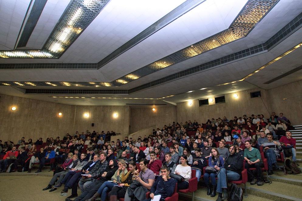 Видеозаписи выступлений с лекционного дня по игровой индустрии в ВШБИ