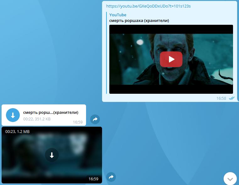Обновление AudioTubeBot — единственный Telegram бот, которым вы пользуетесь