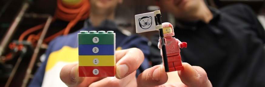 Конструктор LEGO и абсолютный ноль