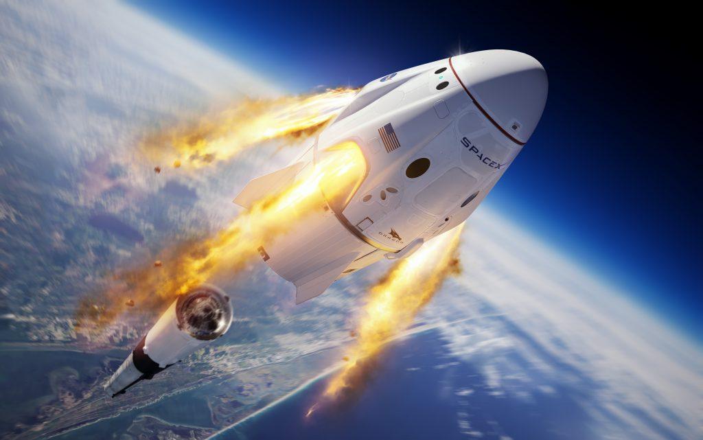 Компания SpaceX собирается отправить первый коммерческий тур в космос.
