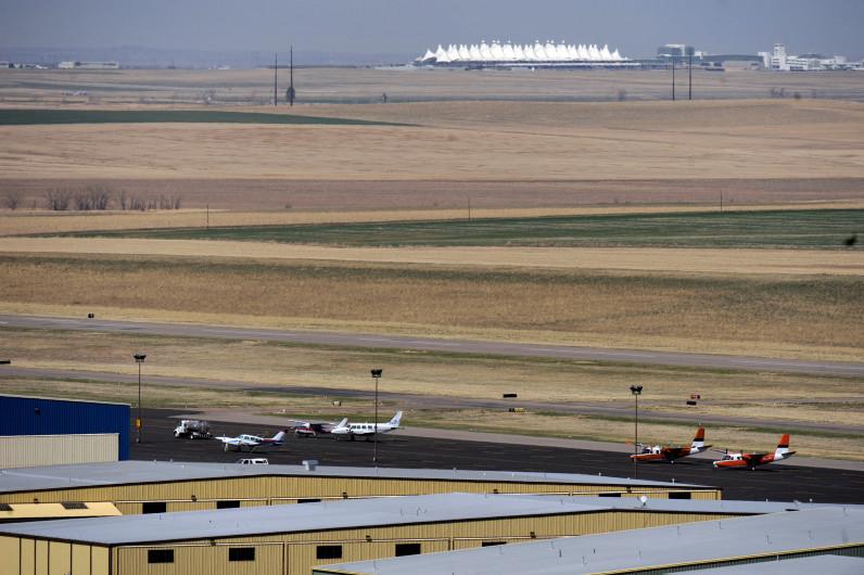 Девять кругов бюрократии: как аэропорт в Денвере пытается получить лицензию космодрома