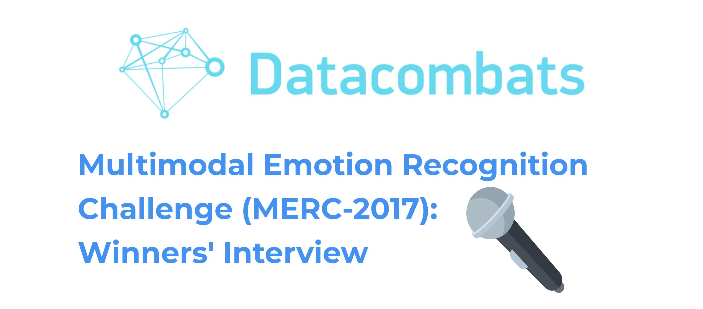 Об итогах конкурса MERC-2017: интервью с победителями