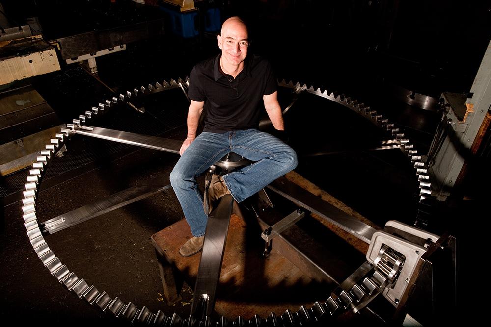 Как и зачем Безос строит часы на 10 000 лет