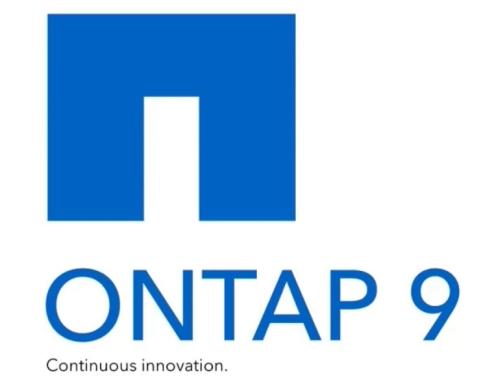 NetApp ONTAP - разложим все по полочкам