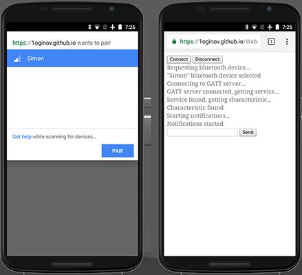 Как сделать веб-приложение для вашего собственного Bluetooth Low
