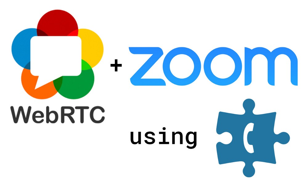 Видео-звонки в видеоконференцию Zoom с веб страниц