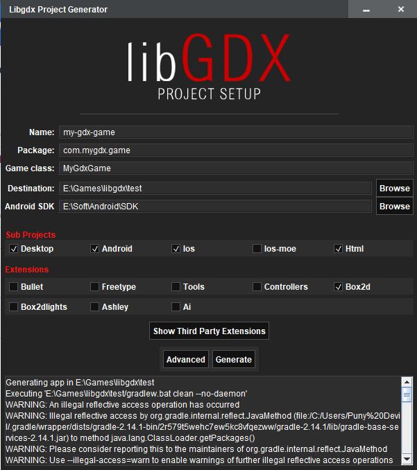LibGDX ошибка, как исправить? — Toster ru