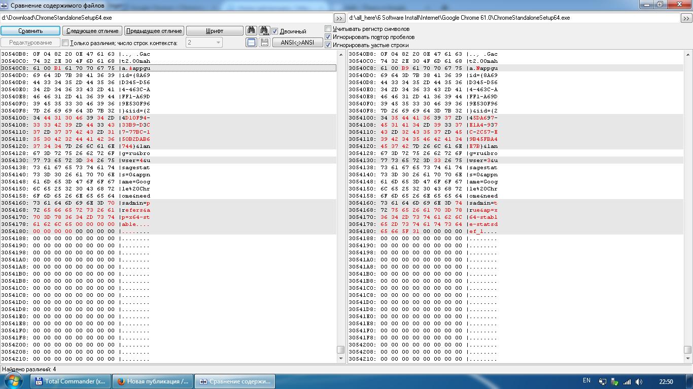Дистрибутив Google Chrome знает кто его скачал / Хабр